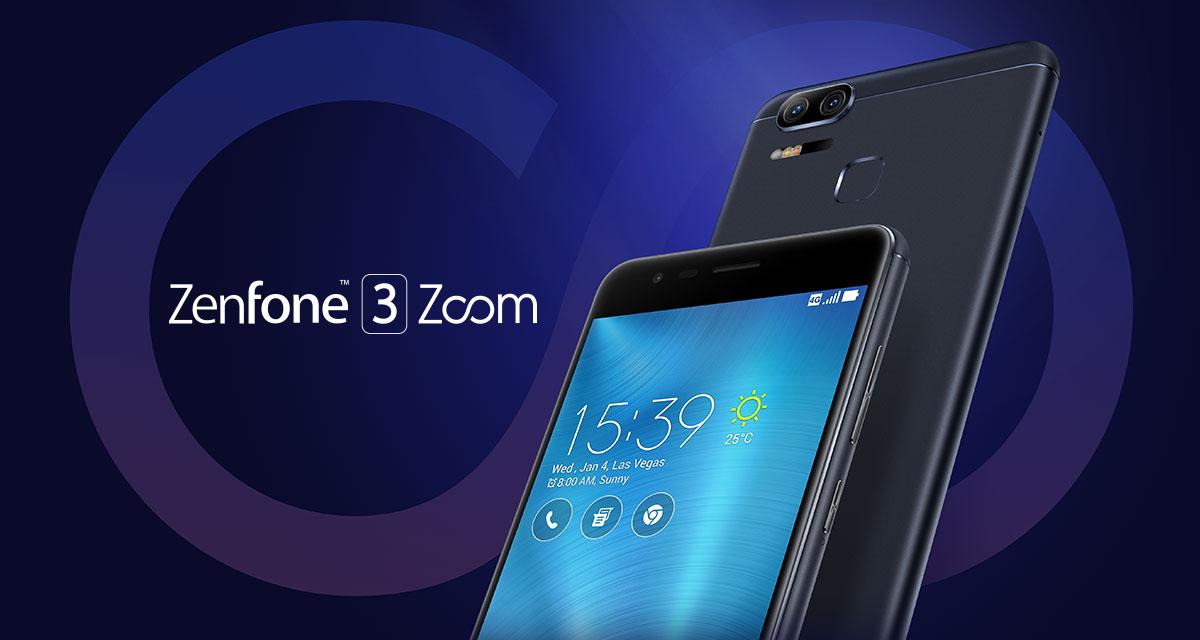 Zenfone 3 Zoom ASUS