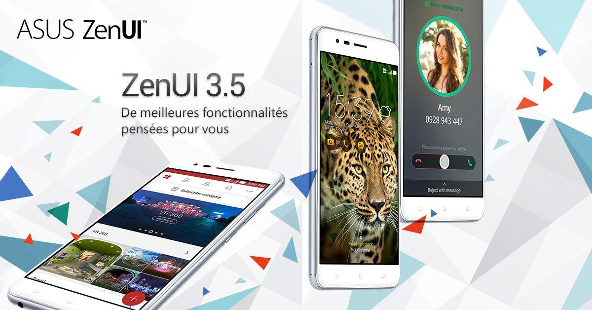 ZenUI 3.5