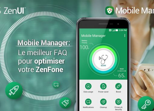 Mobile manager zenfone ASUS