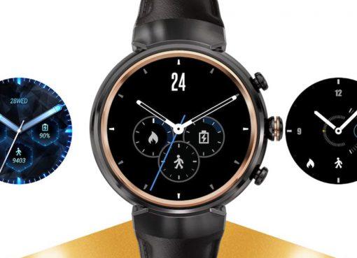 Zenwatch 3 personnalisation avec Zenfone
