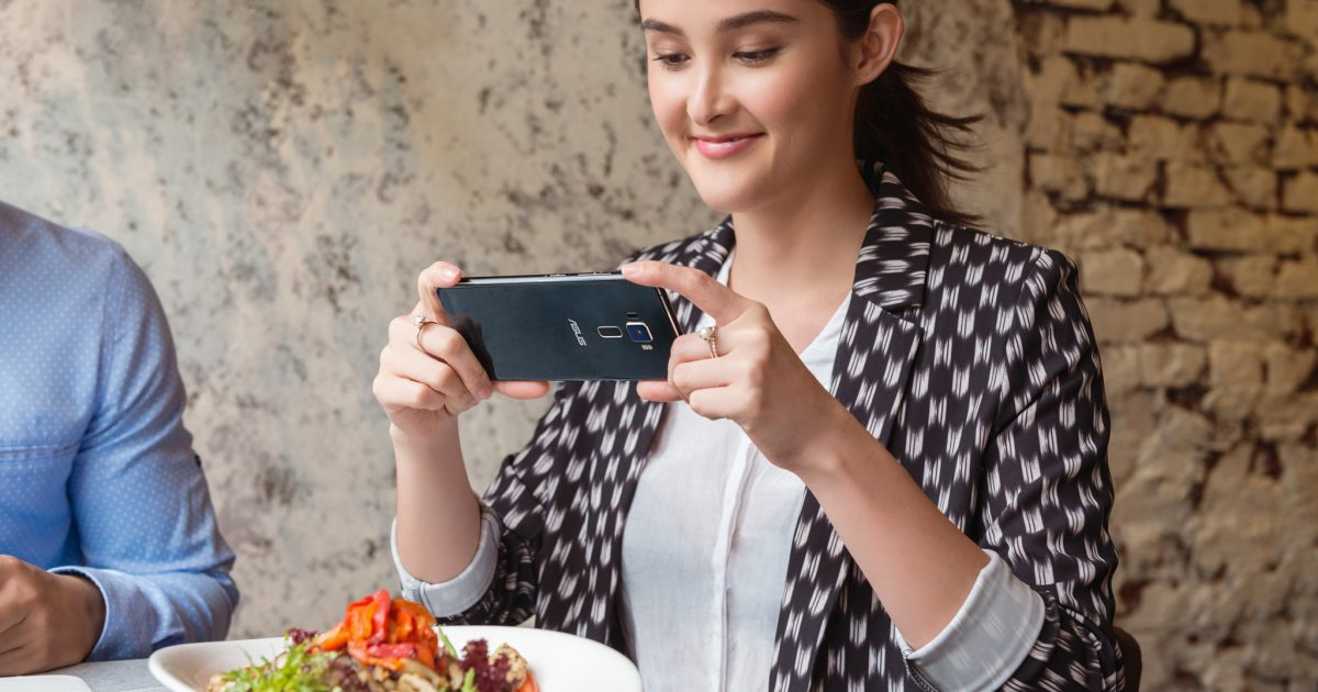 les 5 premières choses à faire avec votre Zenfone