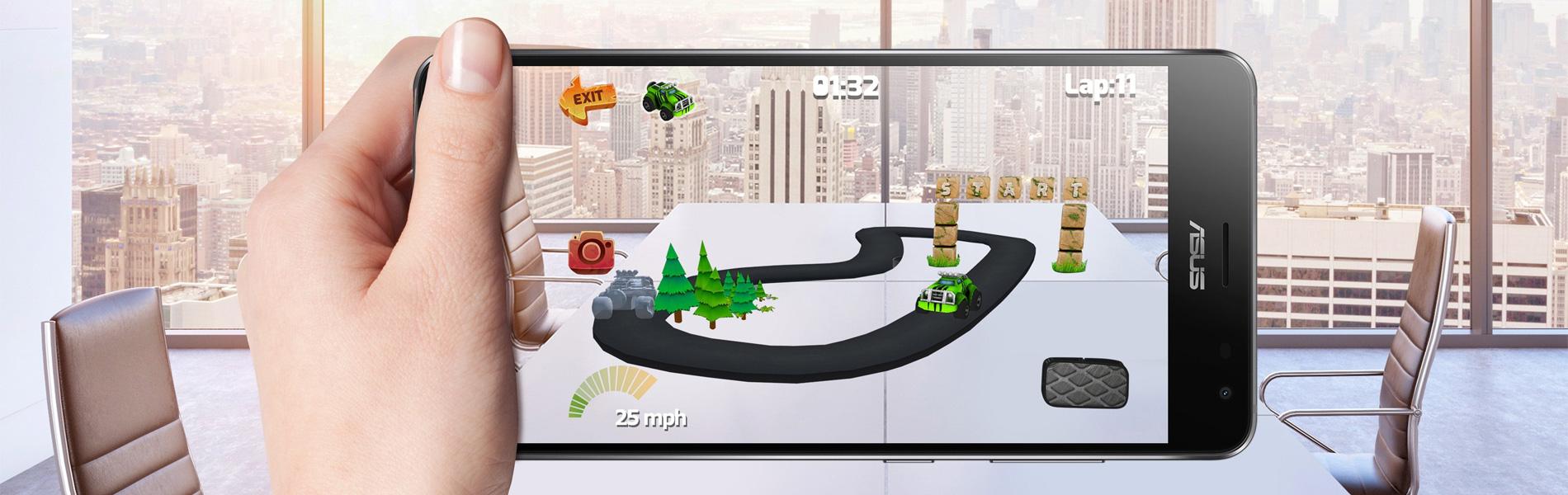 Zenfone réalité virtuelle