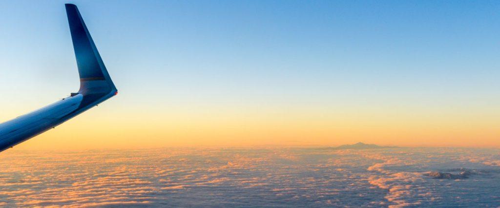 Paysage ciel avion vacances zenfone Go