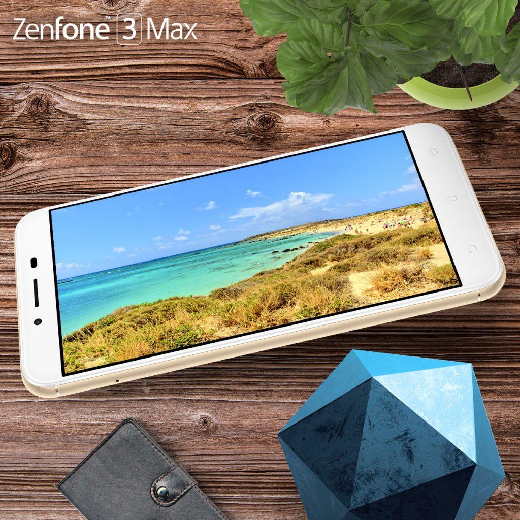 Zenfone 3 max photographie voyage