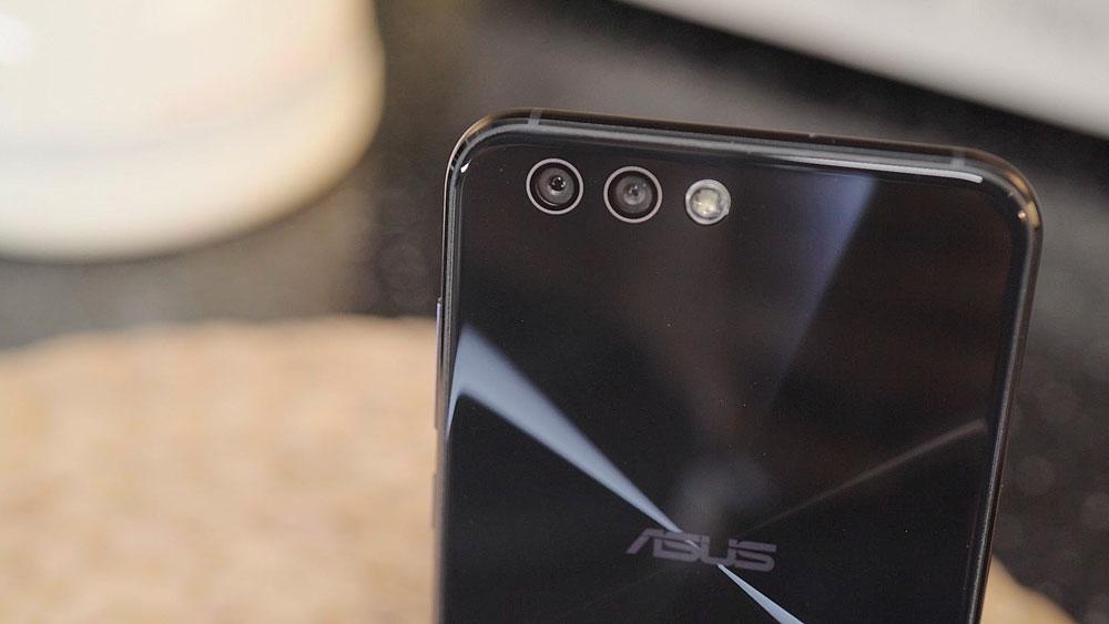 Zenfone 4 double appareil photo et vidéo