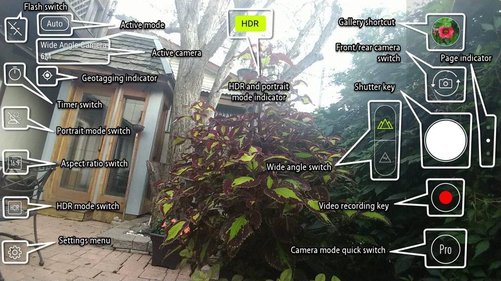 Modes appareil photo zenfone pixelmaster
