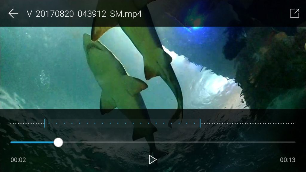 Mode ralenti vidéo zenfone smartphone asus