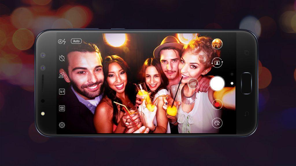 Selfie ASUS Zenfone Selfie 4 Pro