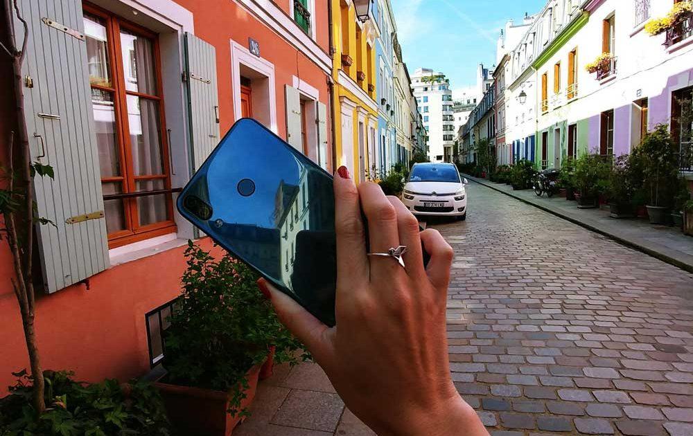 Photo de rue Zenfone 5 Haute qualité