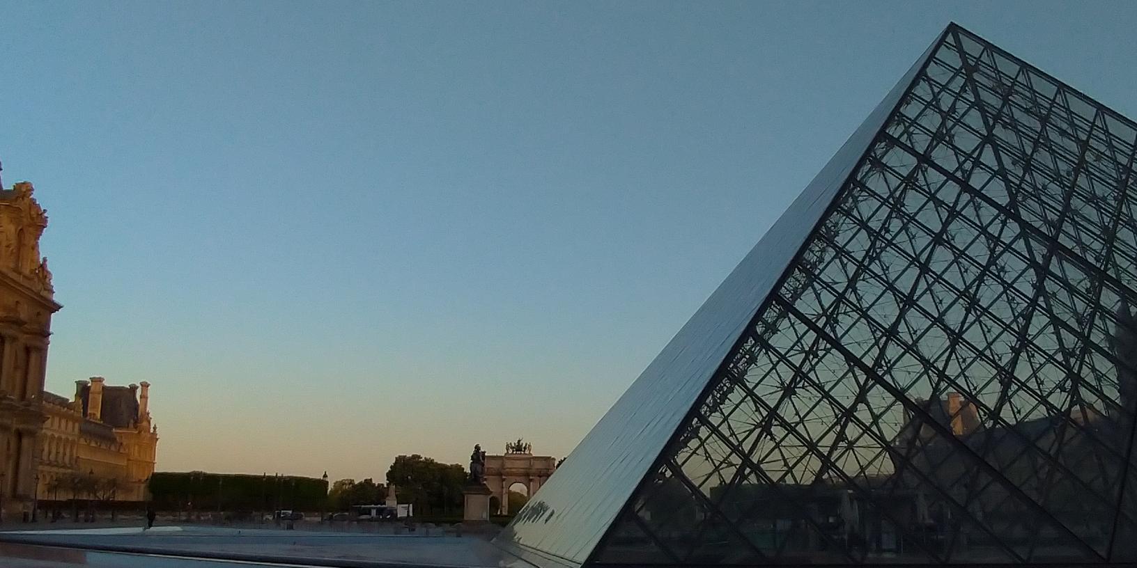 Le Louvre Paris Zenfone 5