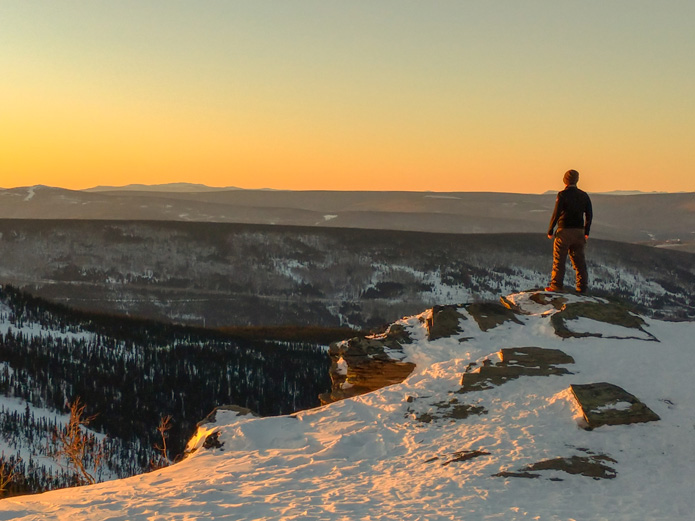 Photo coucher de soleil ZenFone réglages adaptés