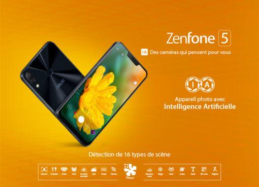 ZenFone 5 photographie incroyable
