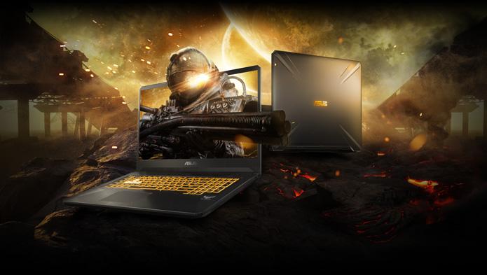 PC Portable gaming TUF ASUS