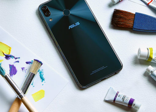 Mise à jour Android 9 ZenFone